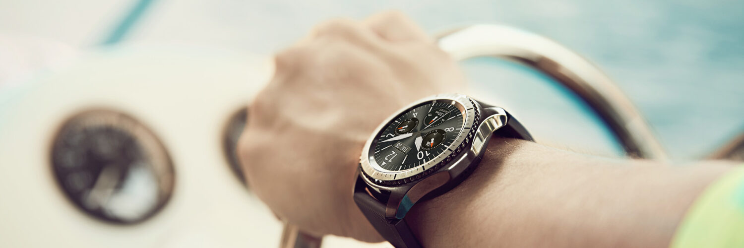 Gear S3 Cover