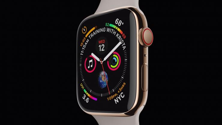 Apple Watch Series 4 (Source: Apple)