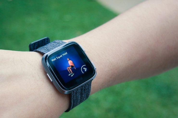 Fitbit Versa Coach