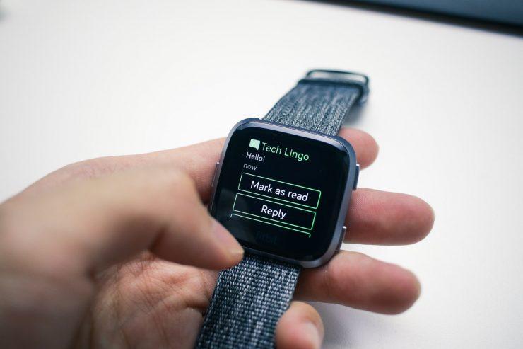 Fitbit Versa Notification