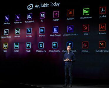 Adobe MAX 2018