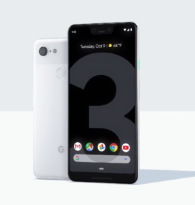 Google Pixel 3 and 3 XL