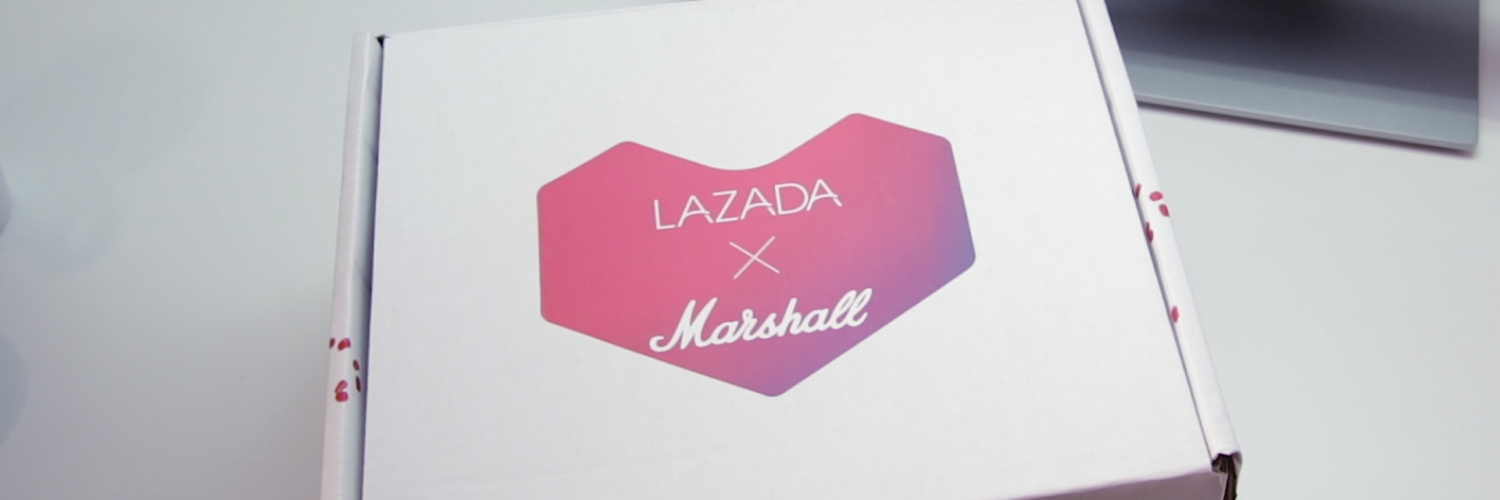 Lazada Surprise Box 11.11 (2018)