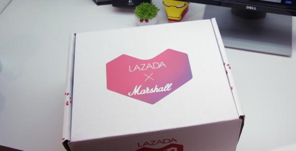 Lazada Surprise Box 11.11 (2018)