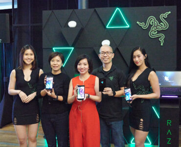 Razer and Singtel announces launch of Phone 2 and data plans for gamers