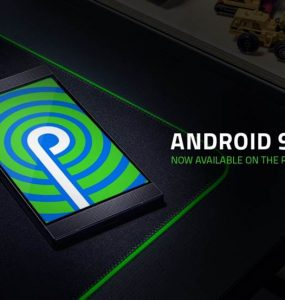 Razer Phone 2 Android 9.0 Pie
