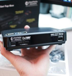 Digital TV Set-top box