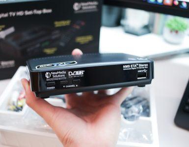 Digital TV Set-top box
