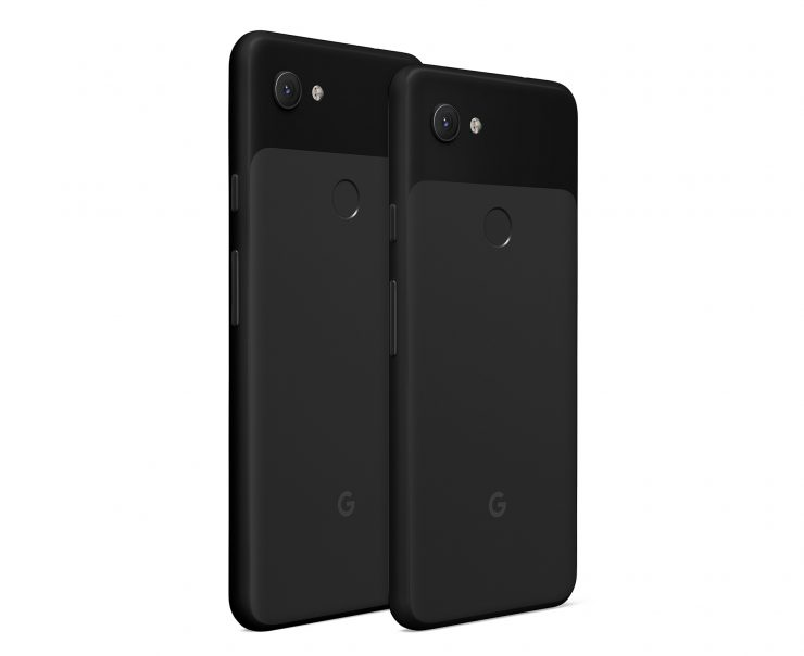 Pixel 3a - Just Black