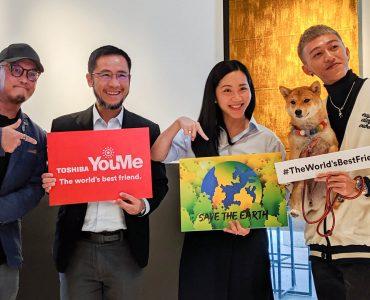 Toshiba YouMe Launch