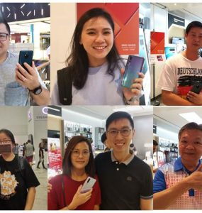 Singaporean Consumers Rally Behind Huawei