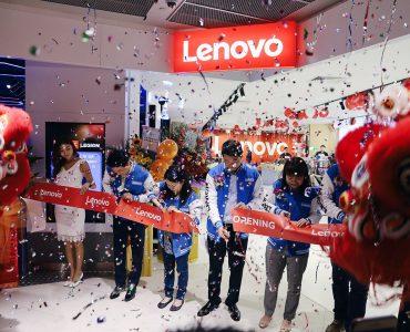 Lenovo Flagship Store Opening