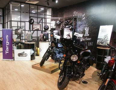 Targus collaborates with Harley-Davidson
