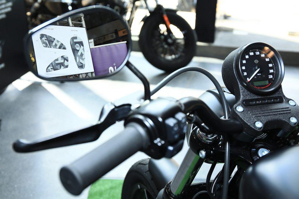 Targus X Harley-Davidson Limited Edition Camoflouge Design