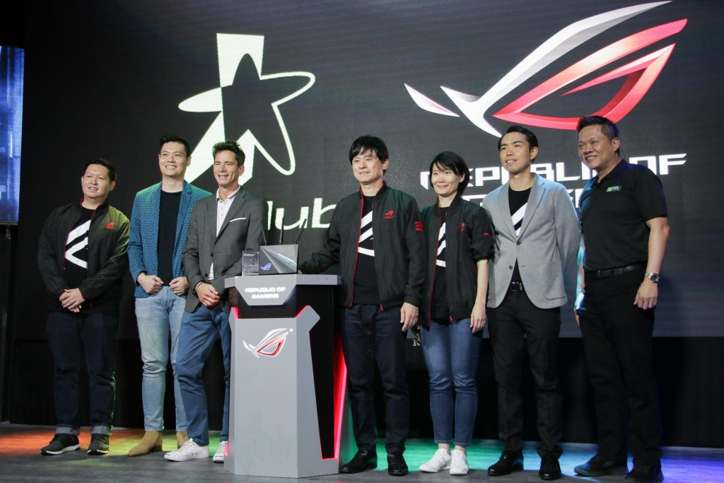 Asus and StarHub jointly announced ROG Rapture GT-AC2900