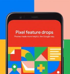 Google Pixel Feature Drop Dec 2019