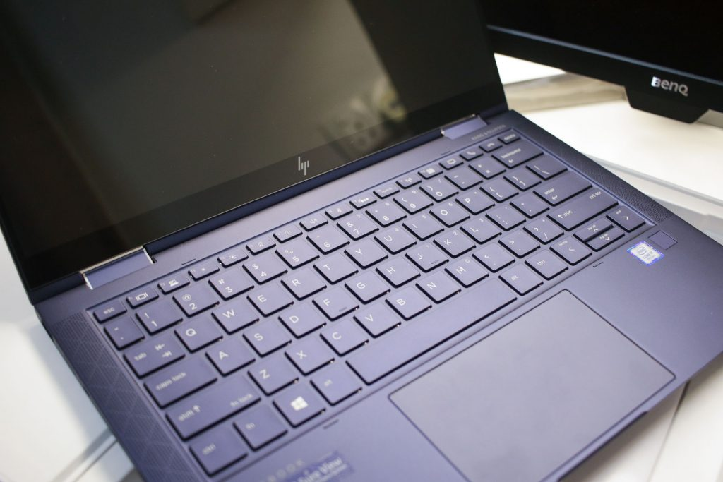 HP Elite Dragonfly Keyboard