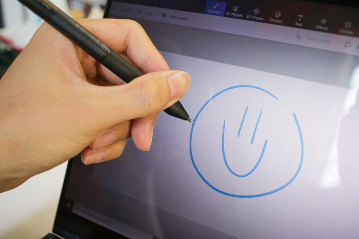 HP Rechargeable Active Pen Gen3