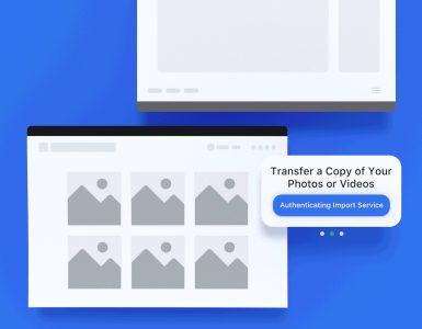 Facebook Data Portability Tool