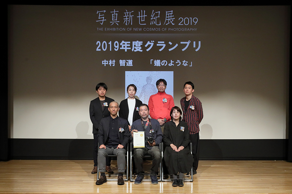 The seven Excellence Award winners from the 2019 competition