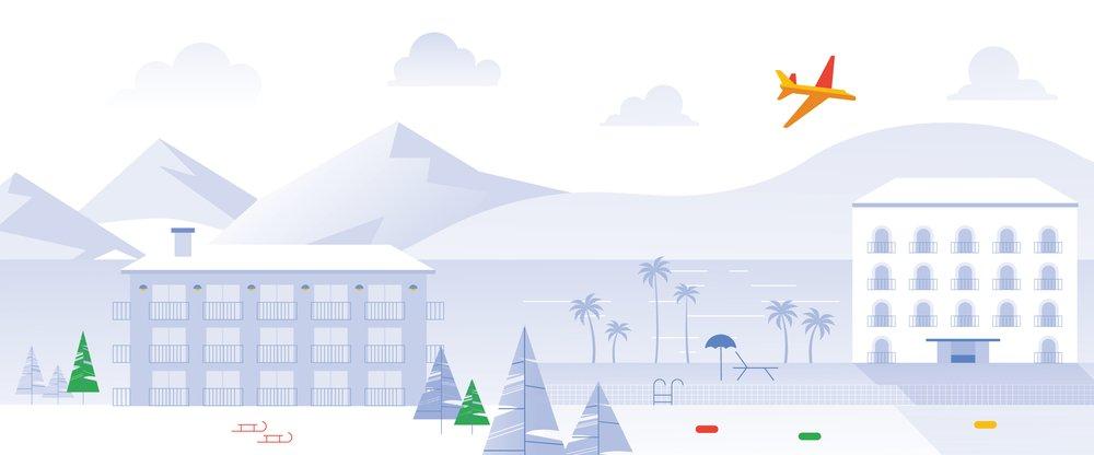 Google COVID-19 Travel Advisories