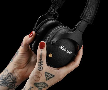 Marshall Monitor II Active Noise Cancelling Headphones