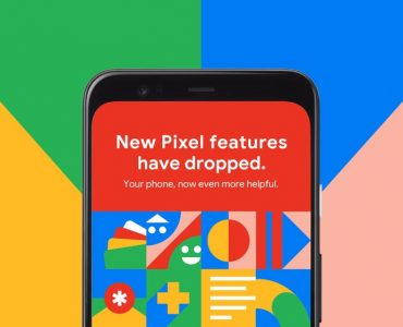 Google Pixel Feature Drops