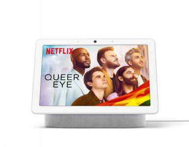 Netflix on Google Nest Hub