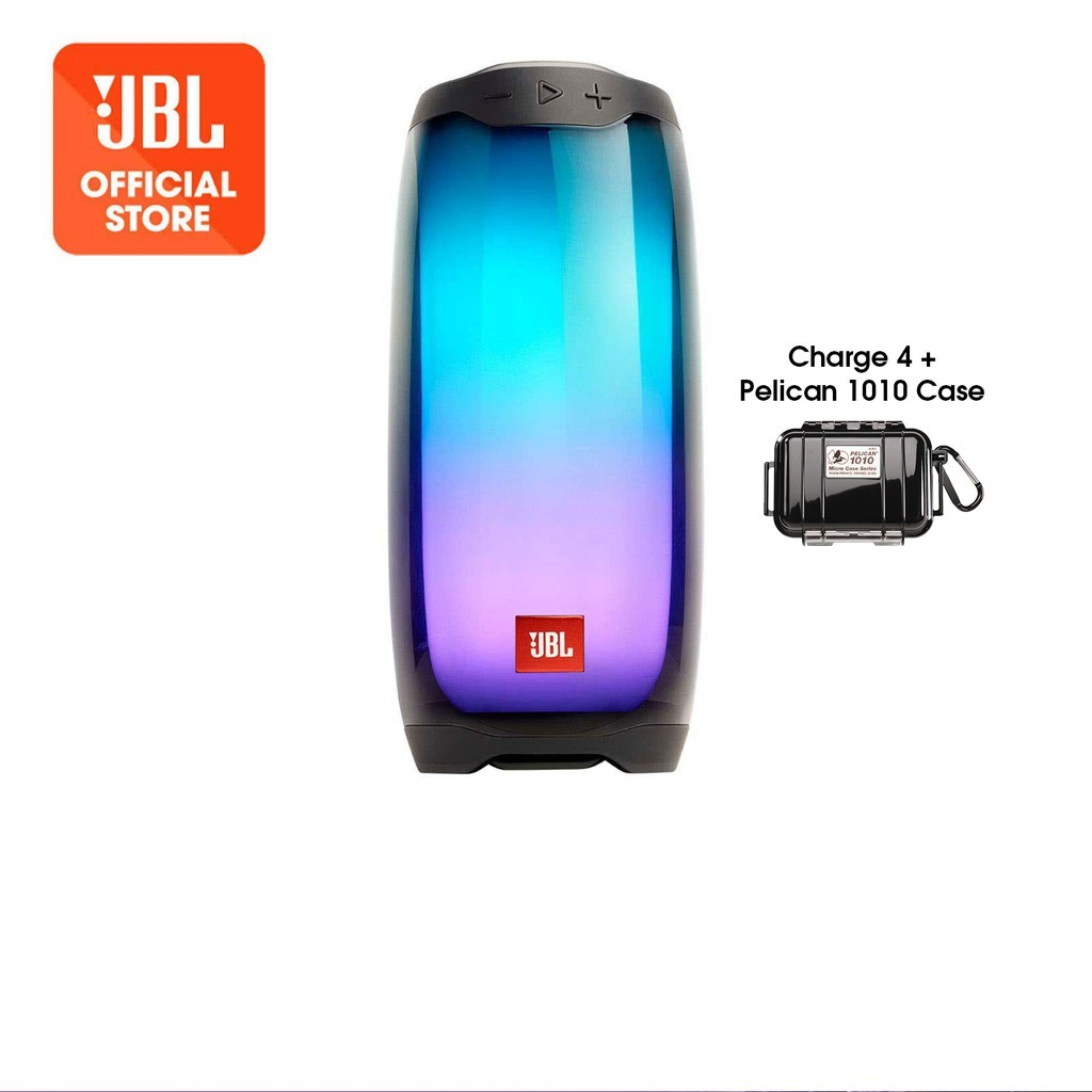 JBL Pulse 4 Wireless Waterproof Bluetooth Speaker