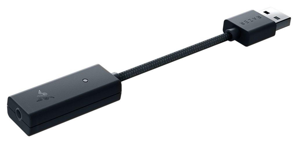 Razer USB Sound Card