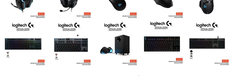 Shopee 9.9 Logitech Deals 2020