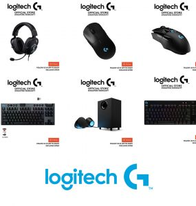 Shopee 9.9 Logitech Deals 2020