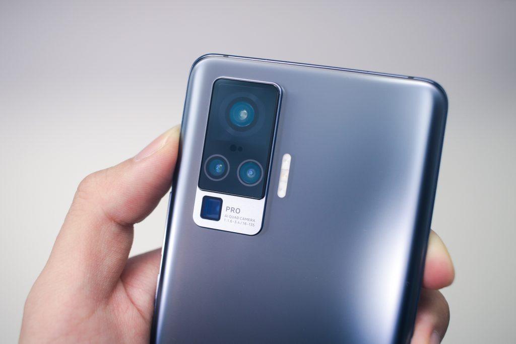 Closeup of Camera Module