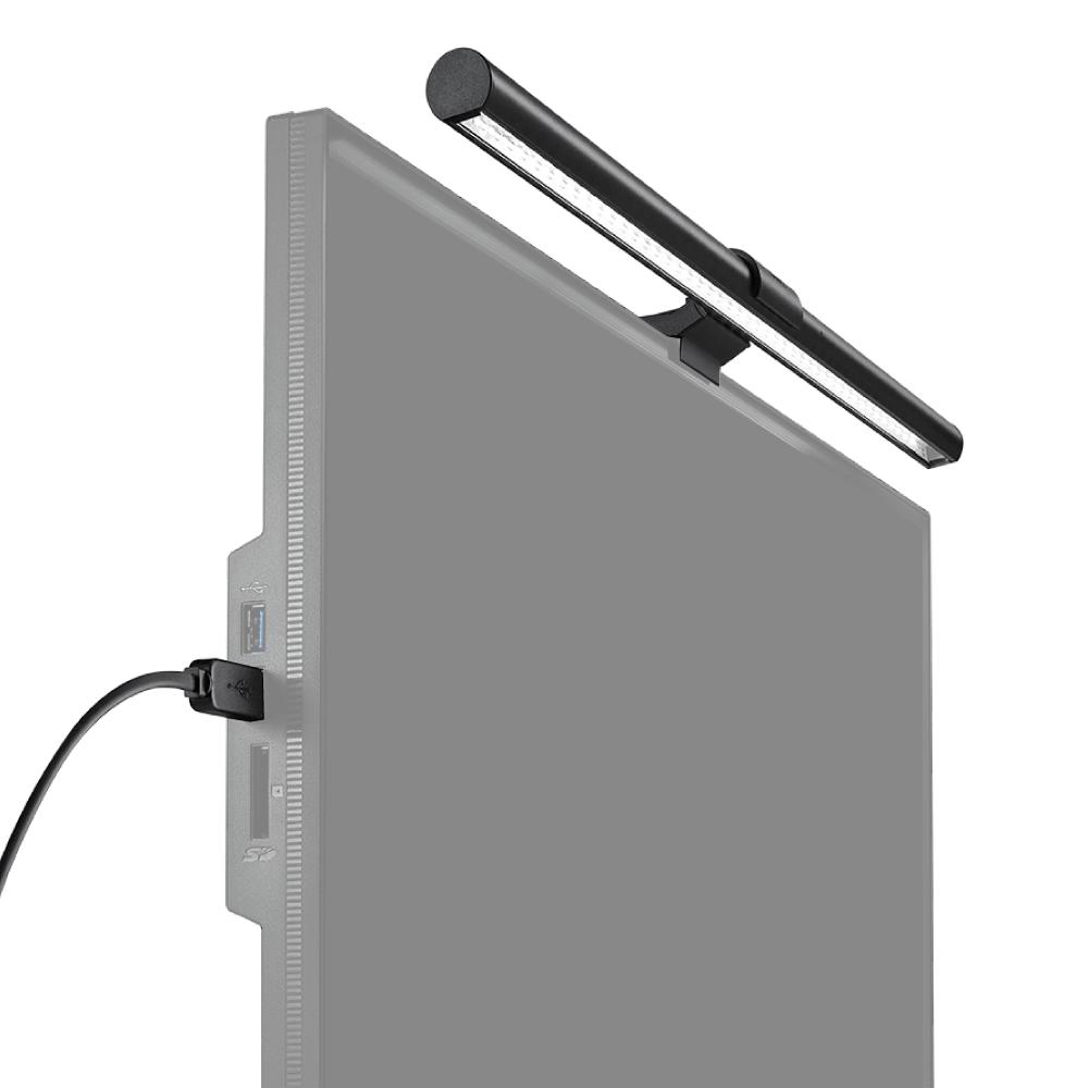 BenQ ScreenBar LED Monitor Light w Monitor