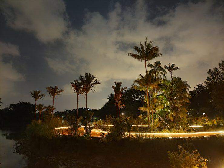 Night Shot on 1x Zoom