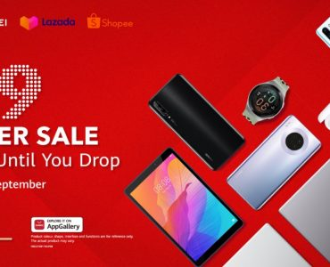 Shopee 9.9 Huawei Deals
