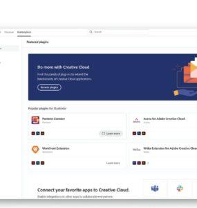 Adobe Creative Cloud Desktop App