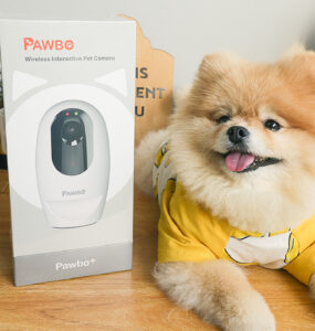 Pawbo⁺ Interactive Pet Camera