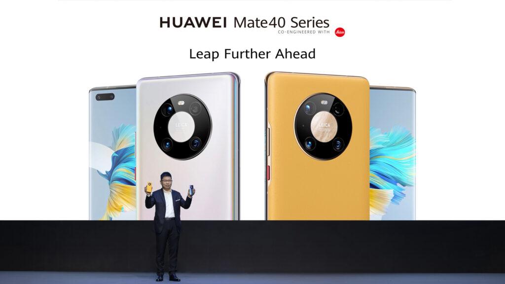 HUAWEI Mate 40 Series Launch (Photo: Huawei)
