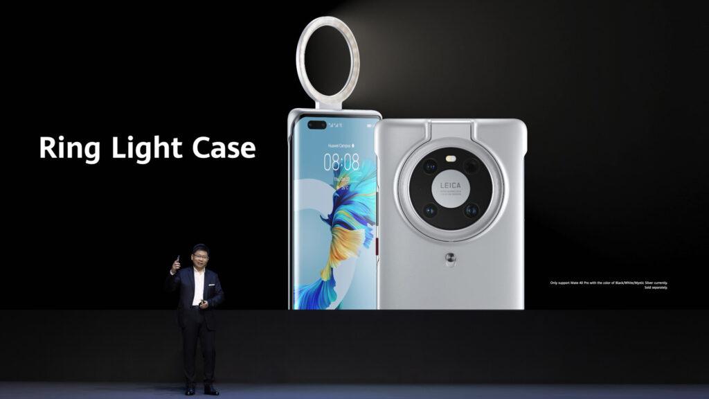 Ring Light Case (Photo: Huawei)
