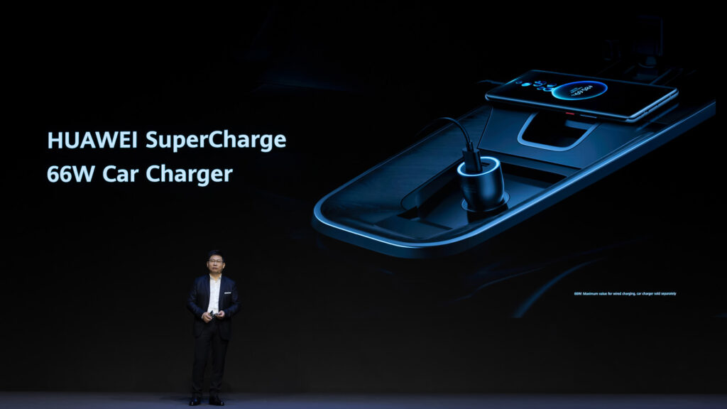 SuperCharge 66W Car Charger (Photo: Huawei)