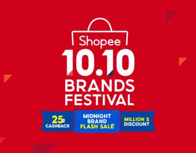 Shopee 10.10