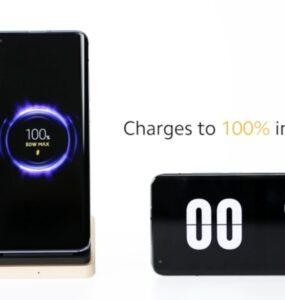 Xiaomi's 80W Mi Wireless Charging Technology