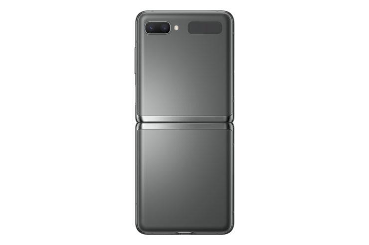 Samsung Galaxy Z Flip 5G in Mystic Gray