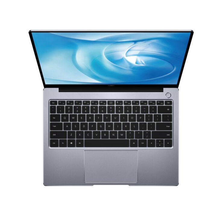 Huawei MateBook 14 (Grey) Top