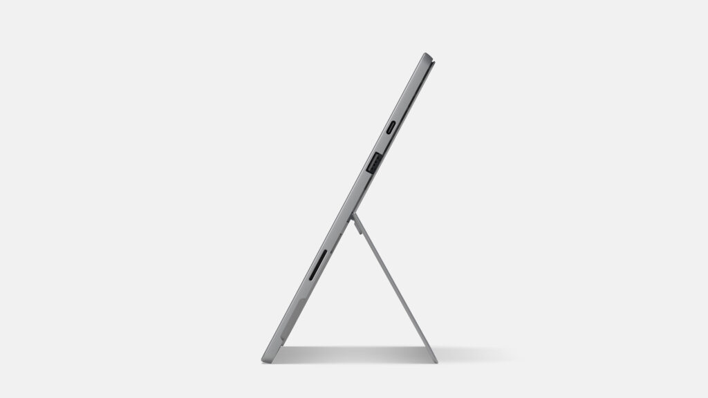 Surface Pro 7+ Side View