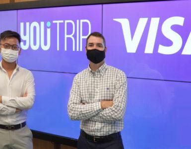 YouTrip Inks Six-Year Partnership with Visa