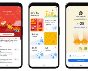 Google Pay CNY 2021