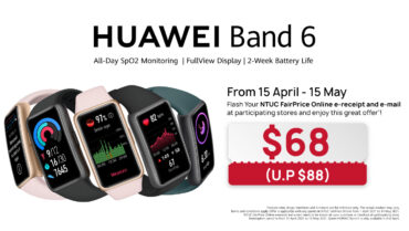 Huawei Band 6 Offer