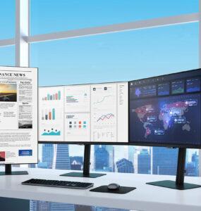 Samsung S6 & S8 Monitor Lineup